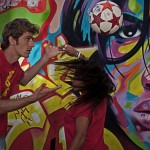 Football Freestyle + Danse = « Dancing Football »