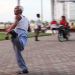 Vidéo : Mot Rorn, maître du Dacau de 67 ans!