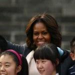 Michelle Obama, ambassadrice du Jianzi !