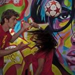 Football Freestyle + Danse = « Dancing Football »