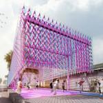 Un pavillon en Da Cau pour la « Beijing Design Week »