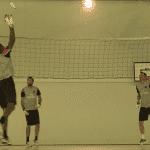 Footminton : Les gardiens du PSG découvrent le plumfoot !