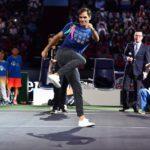Roger Federer joue (aussi) au Plumfoot !